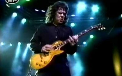 Campaign for Belfast statue of Guitar Legend Gary Moore Gains City Council Support