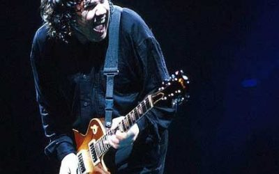Sellout Show in Belfast as Gary Moore Fans from Around the World Pledge their Support