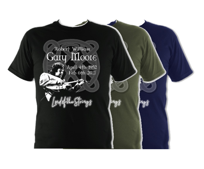 2021 Fundraising Tee – Celtic Design 3 Colors Available
