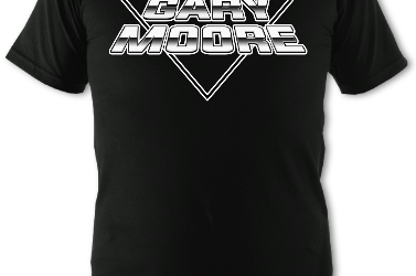 2021 Fundraising Tees – Gary Moore Logo Series
